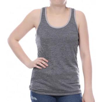Vêtements Femme Débardeurs / T-shirts sans manche Millet MIV7797-8170 Gris