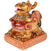 Maison Statuettes et figurines Lachineuse PI XIU TRADITIONNEL FENG SHUI