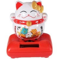 Maison Statuettes et figurines Lachineuse CHAT MANEKI NEKO DESIGN HELLO KITTY