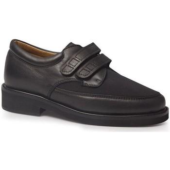 Chaussures Derbies & Richelieu Calzamedi CHAUSSURES  DIABETIC SPECIAL JUANETES 0693 BLACK