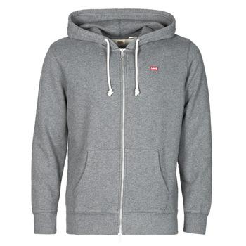 Vêtements Homme Sweats Levi's NEW ORIGINAL ZIP UP Gris