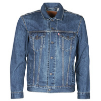 Vêtements Homme Vestes en jean Levi's THE TRUCKER JACKET Bleu