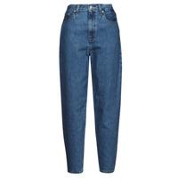 Vêtements Femme Jeans boyfriend Levi's HIGH LOOSE TAPER Bleu