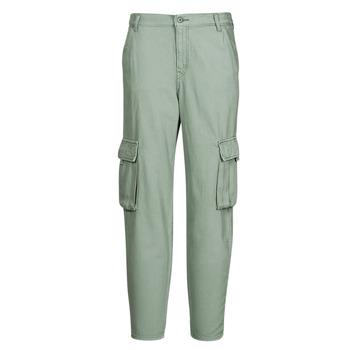 Vêtements Femme Pantalons cargo Levi's LOOSE CARGO Gris / Vert