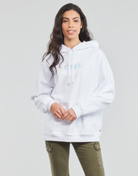 Vêtements Femme Sweats Levi's GRAPHIC RIDER HOODIE Blanc