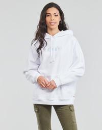 Vêtements Femme Sweats Levi's GRAPHIC RIDER HOODIE Blanc