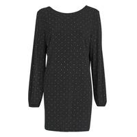Vêtements Femme Robes courtes Guess SORAYA Dress Noir
