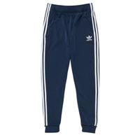 Vêtements Enfant Pantalons de survêtement adidas Originals GN8454 Bleu
