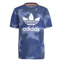 Vêtements Garçon T-shirts manches courtes adidas Originals GN4119 Bleu
