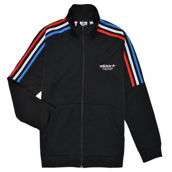 Vêtements Enfant Vestes de survêtement adidas Originals GN7482 Noir