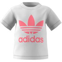Vêtements Enfant T-shirts manches courtes adidas Originals GN8175 Blanc