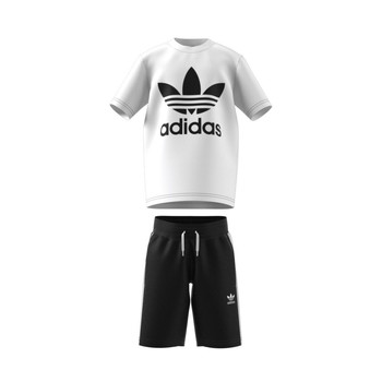 Vêtements Enfant Ensembles enfant adidas Originals COLIPA Blanc