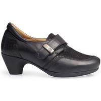 Chaussures Femme Mocassins Calzamedi CHAUSSURES À TALONS  0711 BLACK