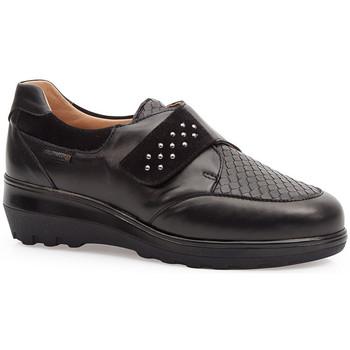 Chaussures Femme Derbies & Richelieu Calzamedi CHAUSSURES ÉLASTIQUES  0745 BLACK