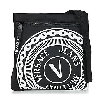 Sacs Homme Pochettes / Sacoches Versace Jeans Couture SOLEDA Noir / Blanc