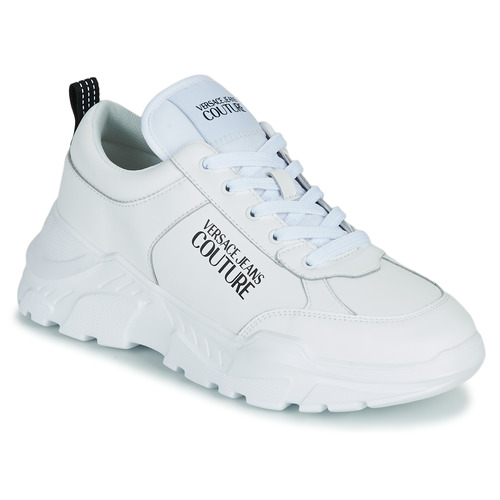 Chaussures Homme Baskets basses Versace Jeans Couture MINOTA Blanc