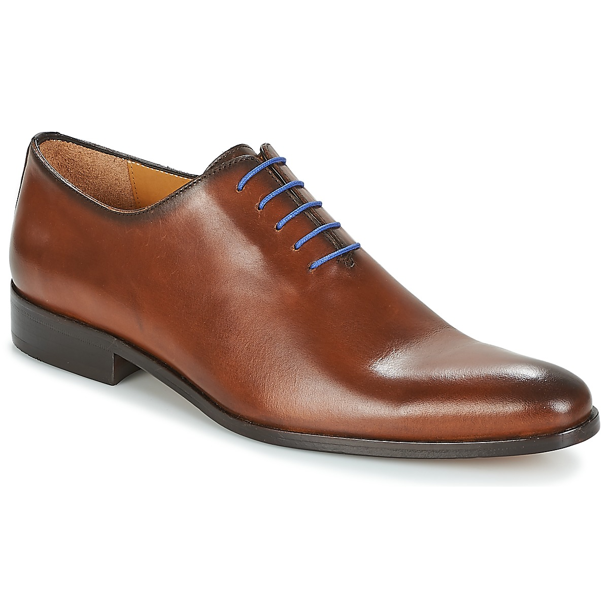 Chaussures Derby Homme - Marron - Marron (Cognac 04 4), 42 EUSalamander
