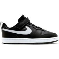 Chaussures Enfant Baskets basses Nike Court Borough Low 2 Psv Noir