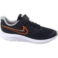 Chaussures Enfant Fitness / Training Nike Star Runner 2 Noir