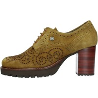 Chaussures Femme Low boots CallagHan - Derby verde 21918 VERDE