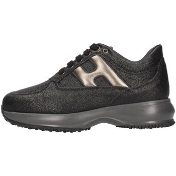 Chaussures Garçon Baskets basses Hogan - Interactive h nero HXC00N00243FTI904A NERO
