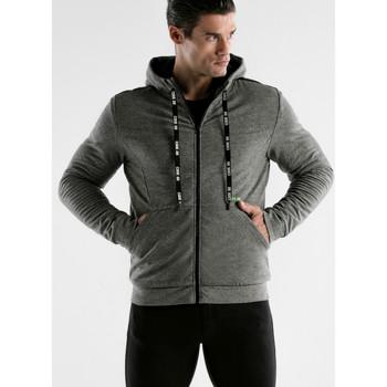 Vêtements Homme Vestes de survêtement Code 22 Veste de sport à capuche Core Code22 Gris