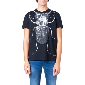 Vêtements Homme T-shirts manches courtes McQ Alexander McQueen 573593 Noir
