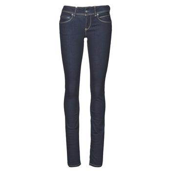 Vêtements Femme Jeans slim Pepe jeans NEW BROOKE Bleu Brut M15