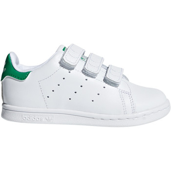 Chaussures Enfant Baskets mode adidas Originals Stan Smith bébé vert Vert