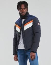 Vêtements Homme Blousons Teddy Smith B-SKI Marine