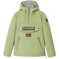 Vêtements Homme Blousons Napapijri NP0A4EGY vert