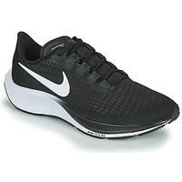 Chaussures Homme Running / trail Nike AIR ZOOM PEGASUS 37 Noir / Blanc