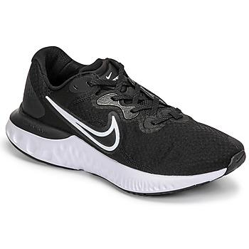 Chaussures Homme Running / trail Nike RENEW RUN 2 Noir / Blanc