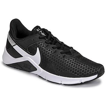 Chaussures Homme Multisport Nike LEGEND ESSENTIAL 2 Noir / Blanc