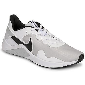 Chaussures Homme Multisport Nike LEGEND ESSENTIAL 2 Blanc / Noir