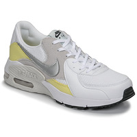 Chaussures Femme Baskets basses Nike AIR MAX EXCEE Blanc / Jaune