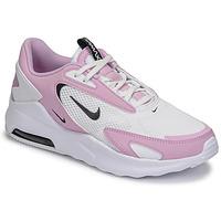 Chaussures Femme Baskets basses Nike AIR MAX MOTION 3 Blanc / Rose