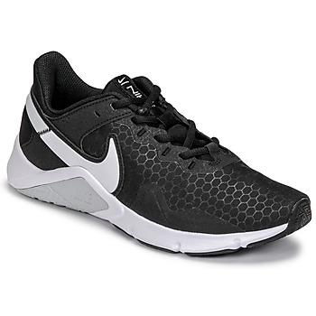 Chaussures Femme Multisport Nike LEGEND ESSENTIAL 2 Noir / Blanc