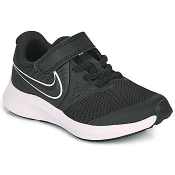 Chaussures Enfant Multisport Nike STAR RUNNER 2 PS Noir / Blanc