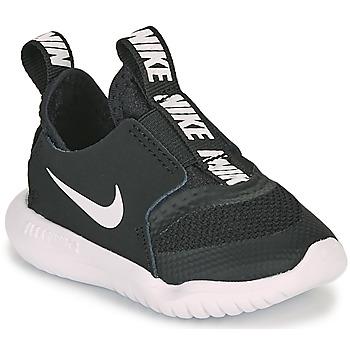 Chaussures Enfant Multisport Nike FLEX RUNNER TD Noir / Blanc