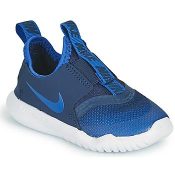 Chaussures Garçon Multisport Nike FLEX RUNNER TD Bleu