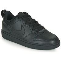 Chaussures Enfant Baskets basses Nike COURT BOROUGH LOW 2 GS Noir