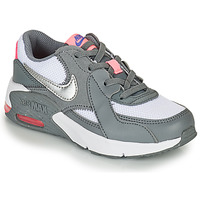Chaussures Fille Baskets basses Nike AIR MAX EXCEE PS Gris / Blanc