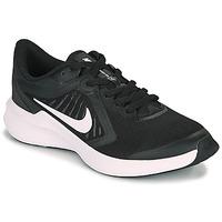Chaussures Enfant Multisport Nike DOWNSHIFTER 10 GS Noir / Blanc