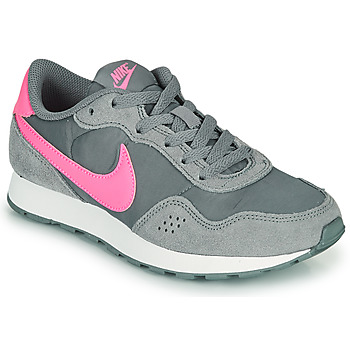 Chaussures Fille Baskets basses Nike MD VALIANT GS Gris / Rose