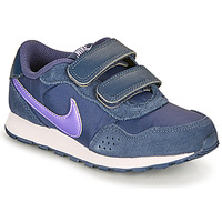Chaussures Enfant Baskets basses Nike MD VALIANT PS Bleu