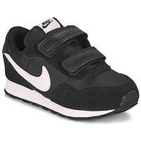 Chaussures Enfant Baskets basses Nike MD VALIANT TD Noir / Blanc