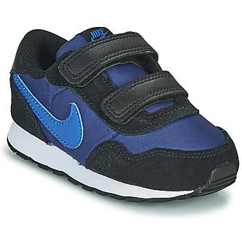 Chaussures Garçon Baskets basses Nike MD VALIANT TD Bleu