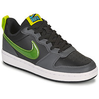 Chaussures Enfant Baskets basses Nike COURT BOROUGH LOW 2 GS Gris