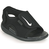 Chaussures Enfant Claquettes Nike SUNRAY ADJUST 5 V2 TD Noir